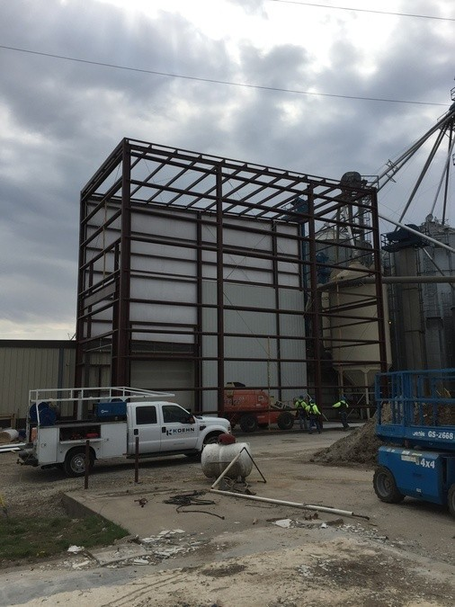 neco seed agricultural building framing